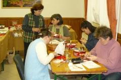 Advent - 2008 Adventi kezmuves vasar